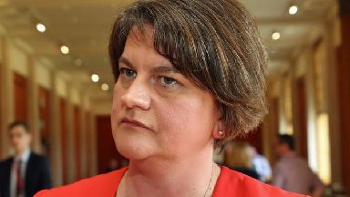 Arlene Foster has declined an invitation to a speech by Pope Francis in Dublin later this month.