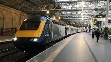 ScotRail: Trains will be used on services linking all seven Scottish cities.