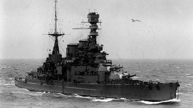 Government concerned over claims of looting on Second World War shipwrecks