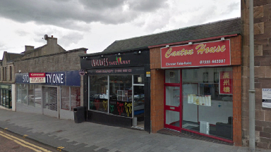 Chillies: 40-year-old victim attacked on Saturday night.