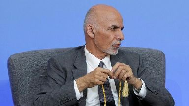 Taliban take at least 100 hostages despite Afghan president's Eid ceasefire call