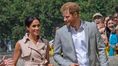 Harry and Meghan invited the Clooneys to the royal wedding in May.