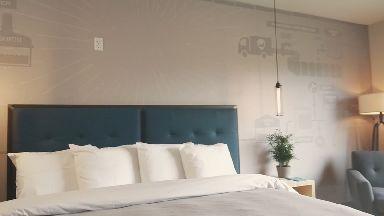 BrewDog opens hotel with beer taps in each room