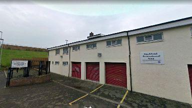 Merkland Recreation Centre in Kirkintilloch, East Dunbartonshire, 2018 generic