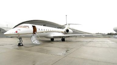 Four men jailed for smuggling cocaine worth £41m in private jet