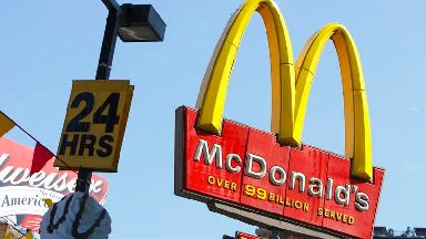 500 people confirmed ill in US after eating McDonald's salad