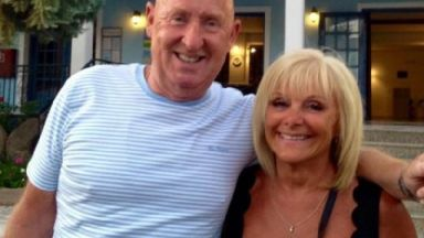 John and Susan Cooper died in Egypt on Tuesday.