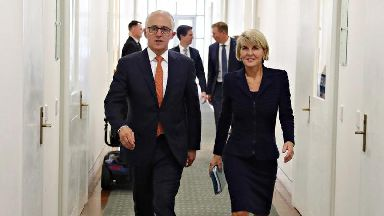 Australia's foreign minister quits after leadership change