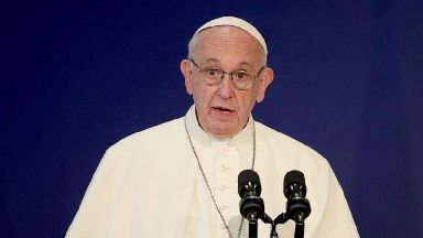 Pope described those who covered up clerical abuse 'as excrement'