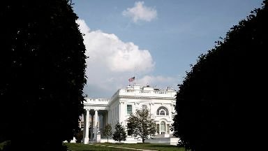 White House flag lowered again for John McCain following criticism