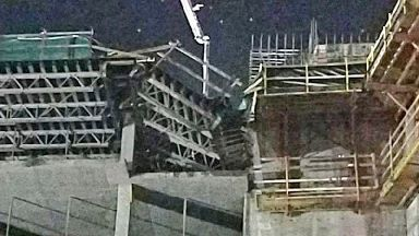 Two workers die in scaffolding collapse near Disney