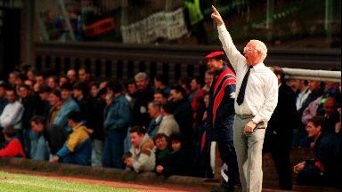 Jim McLean: Managed United until 1993.