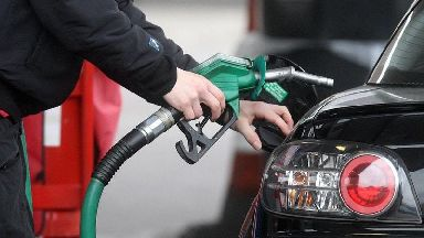 Fuel prices rise for eighth successive week to hit four-year high