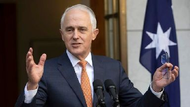 Malcolm Turnbull was ousted as Australian PM by his own party last week.
