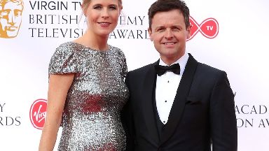 Declan Donnelly and Ali Astall announced they were to become first-time parents earlier this year.