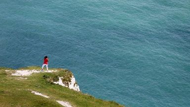 Asylum seekers rescued off Dover coast by fishing day-trippers