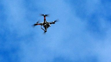 Drone flown towards light aircraft 'in an attempt to collide'
