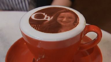 Selfieccinos taking coffee art to the next level as cafes cash in on social media food and drink trends