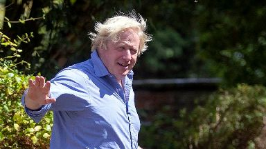 Johnson unleashes ferocious attack on PM's Brexit plans