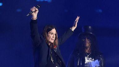 Ozzy Osbourne announces UK dates for farewell tour.