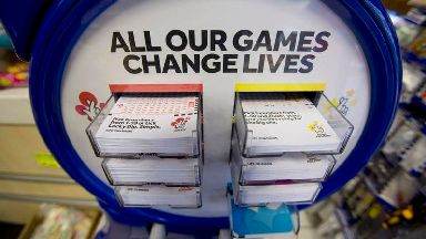 National Lottery to boost prize pots following ticket sales slump