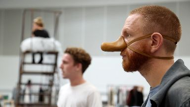 Cyrano de Bergerac performed by the Citizens Theatre
