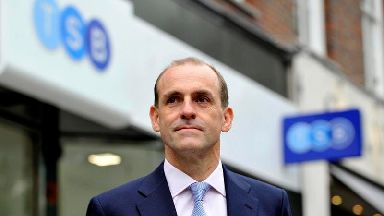 TSB boss Paul Pester to stand down following IT failures
