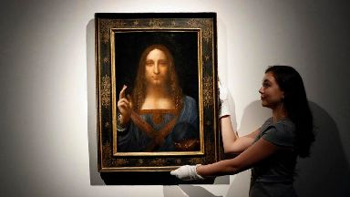 Abu Dhabi delays exhibition of da Vinci's Salvator Mundi painting