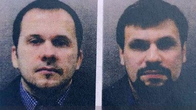 Alexander Petrov and Ruslan Boshirov have been named as suspects.