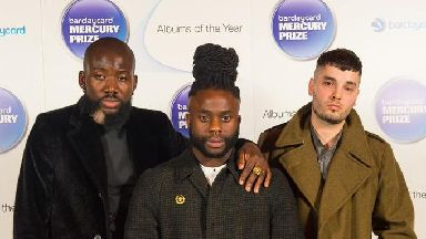 Young Fathers: Added another gong to their collection.