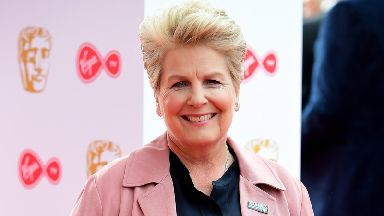 Sandi Toksvig took over from Stephen Fry in October 2016.