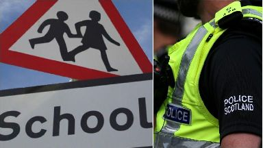 School: Police called to incident.