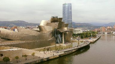 The Guggenheim Museum, Bilbao, Spain 2018