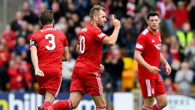 Difference: McGinn's goal saved the Dons.