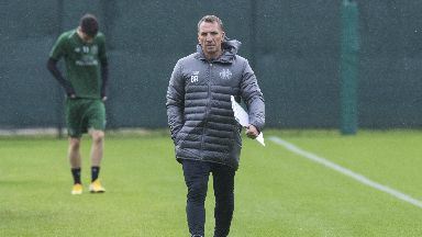 Demand: Rodgers wants Celtic to rediscover their cutting edge.