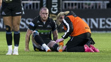 Hogg: Will undergo surgery