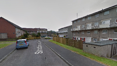 Knife attack: Man targeted at Strathmore Gardens.