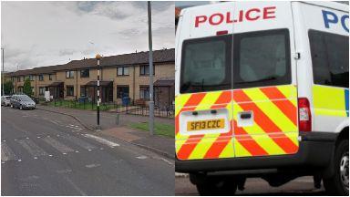 Paisley: Treated as attempted murder.  Ferguslie Park Avenue, Paisley, Renfrewshire,