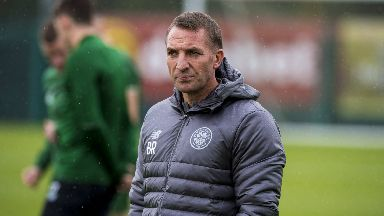 Blame game: Brendan Rodgers accepts responsibility for Celtic's early season losses.