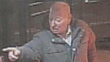CCTV assault Kilblane Street Bus Terminal