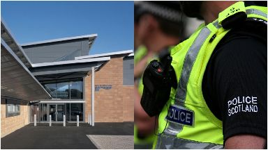 Montrose: Man due to appear in court. Links Health Centre