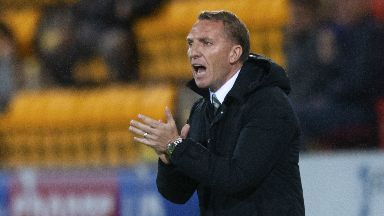 Content: Rodgers says his focus is on Celtic.