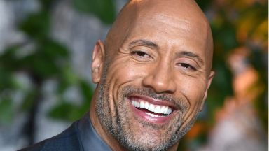 Dwayne Johnson: Could be coming to Glasgow.