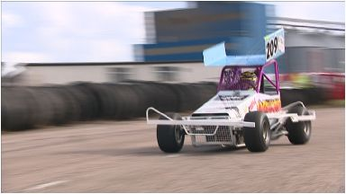 RACING: Young sisters are racing to success