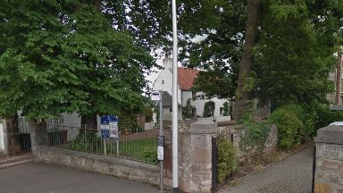 Church: Police, fire and ambulance crews called. Tranent Church Hall