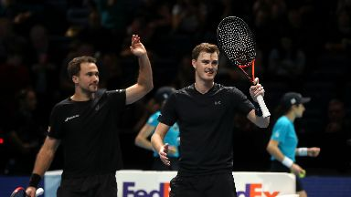 Murray and Soares have qualified for the ATP Tour Finals.