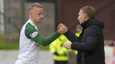Brendan Rodgers Leigh Griffiths