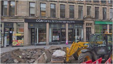 The Centre for Contemporary Arts (CCA)