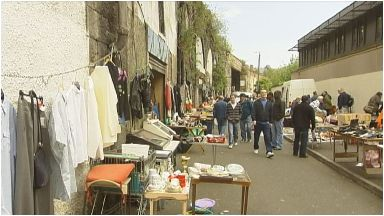 Glasgow: Paddy's Market