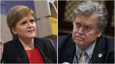 Boycott: The First Minister will not appear at the event